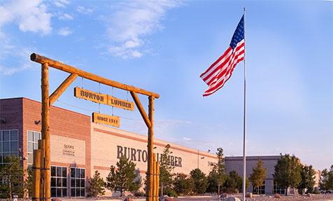 Burton Lumber Locations Utah